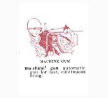 Machine Gun  by Chatetris