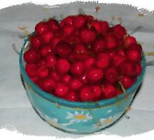 Bowl of Cherries by Jack Walker