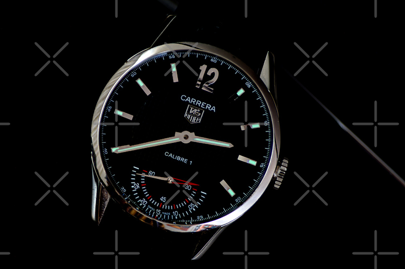 Tag Heuer 1. by JHP Unique and Beautiful Images