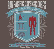 PPDC Jaeger Academy Alumni by Konoko479