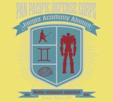 PPDC Jaeger Academy Alumni One Piece - Short Sleeve