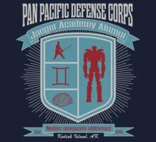 PPDC Jaeger Academy Alumni Baby Tee