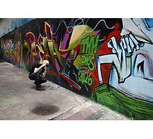 Graffiti Appreciation Photographic Print
