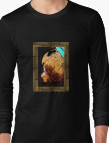 ©DA Pirate Paintography Long Sleeve T-Shirt