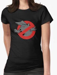 Kaijubusters Womens Fitted T-Shirt