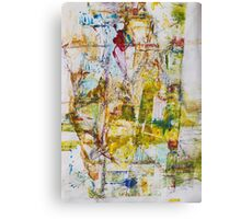Private Life of one Cell Canvas Print