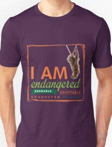 I am Endangered T-Shirt
