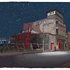 The Night Ripple by David  Kennett