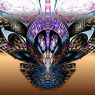 Tut63#5: Heavy Metal Butterfly (G1377) by barrowda