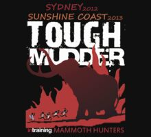 Tough Mudder 2 time tee by jase72