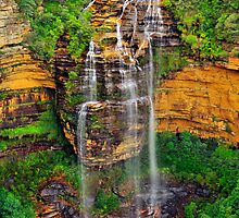 Wentworth Falls #1 by Terry Everson