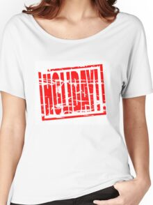 Holiday! Women's Relaxed Fit T-Shirt