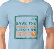 Save the Orangutans Unisex T-Shirt