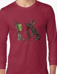 Head Traps Long Sleeve T-Shirt