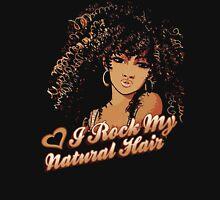 MY NAURAL HAIR Womens Fitted T-Shirt