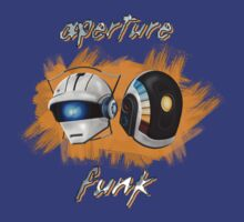 Aperture Funk - Orange by Pyranda