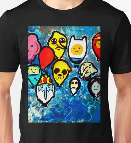 Adventure in the Sky Unisex T-Shirt