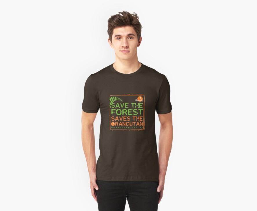 Save the Forest by The Orangutan Project