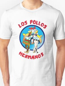 Breaking Bad inspired 'LOS POLLOS HERMANOS T-Shirt