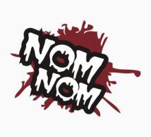 NOM NOM by daggerwear