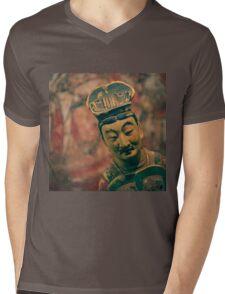 Terra Cotta warrior 1 Mens V-Neck T-Shirt
