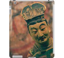 Terra Cotta warrior 1 iPad Case/Skin