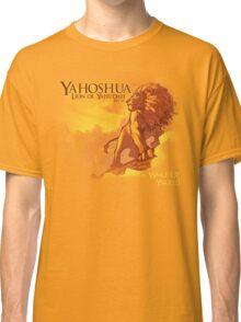 Lion of Yahudah Classic T-Shirt