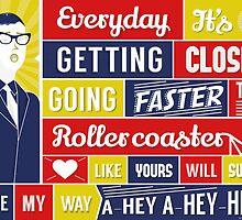 Everyday - Buddy Holly by oneskillwonder