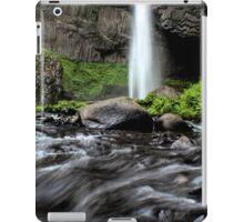 Oregon Waterfall iPad Case/Skin