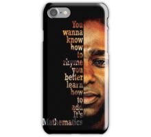 Mos Def Mathematics iPhone Case/Skin