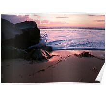 Sunrise in Apollo Bay Poster