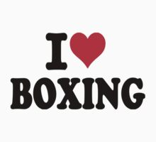 I love Boxing by VirtualMan