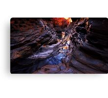 Karijini National Park - Hancock Gorge Canvas Print
