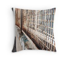 rusting Throw Pillow