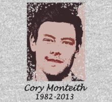 Cory Monteith Tribute by Marjuned