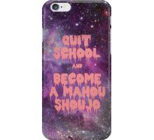 Mahou Shoujo Iphone iPhone Case/Skin