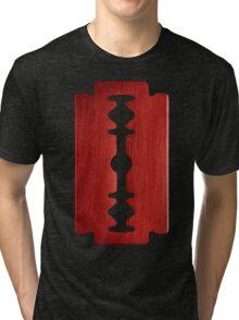 Razorblade  Tri-blend T-Shirt