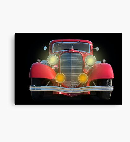 1934 Lincoln Vicky Canvas Print