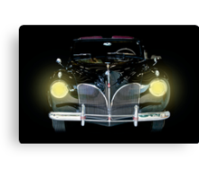 1941 Lincoln Convertible  Canvas Print