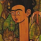 Frida by Matt Sinor