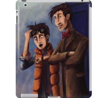 Time's Heroes iPad Case/Skin