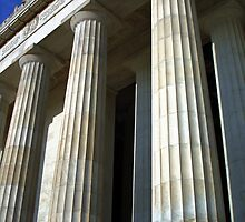 The Lincoln Memorial by debidabble