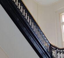 DC Stairway 2 Sticker