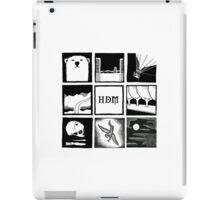 Minimalistic: His Dark Materials Square iPad Case/Skin