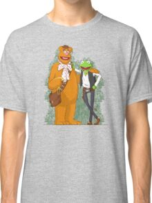 han the frog and fozzy the wookie Classic T-Shirt