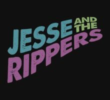 Jesse and the Rippers Concert Tee Shirt Kids Tee