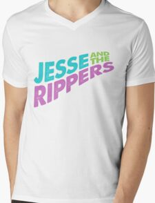 Jesse and the Rippers Concert Tee Shirt Mens V-Neck T-Shirt