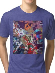 Colorful Tri-blend T-Shirt