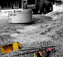 Construction Site by © Joe  Beasley IPA