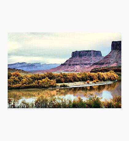 The Mighty Colorado River Photographic Print
